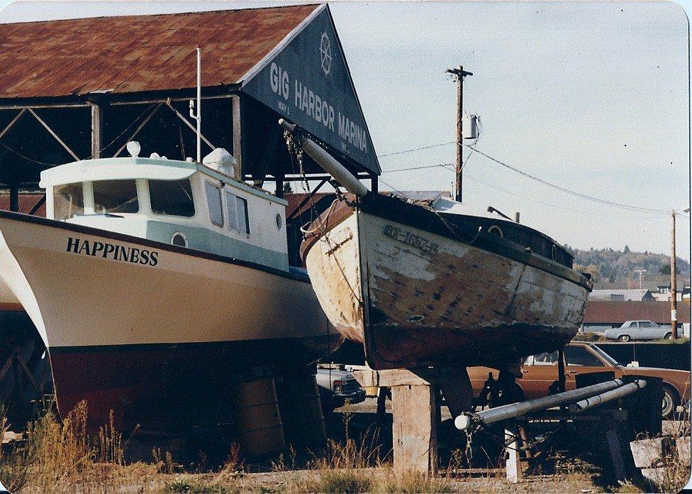 Gig Harbor Marina Swap Meet
