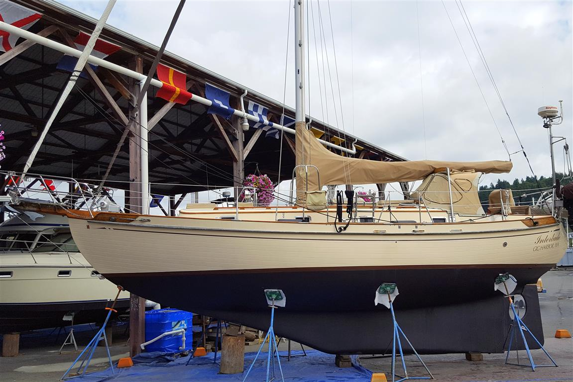 Survey Items Shipshape for New Owner | Gig Harbor Marina ...