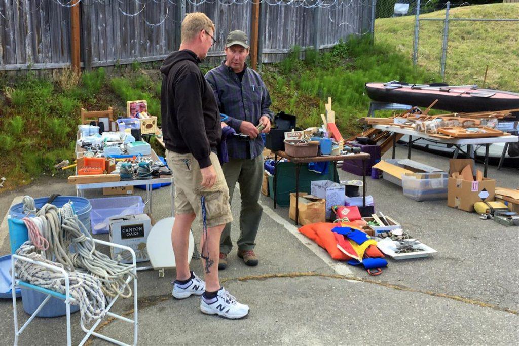 Mark Lindeman Swap Meet vendor